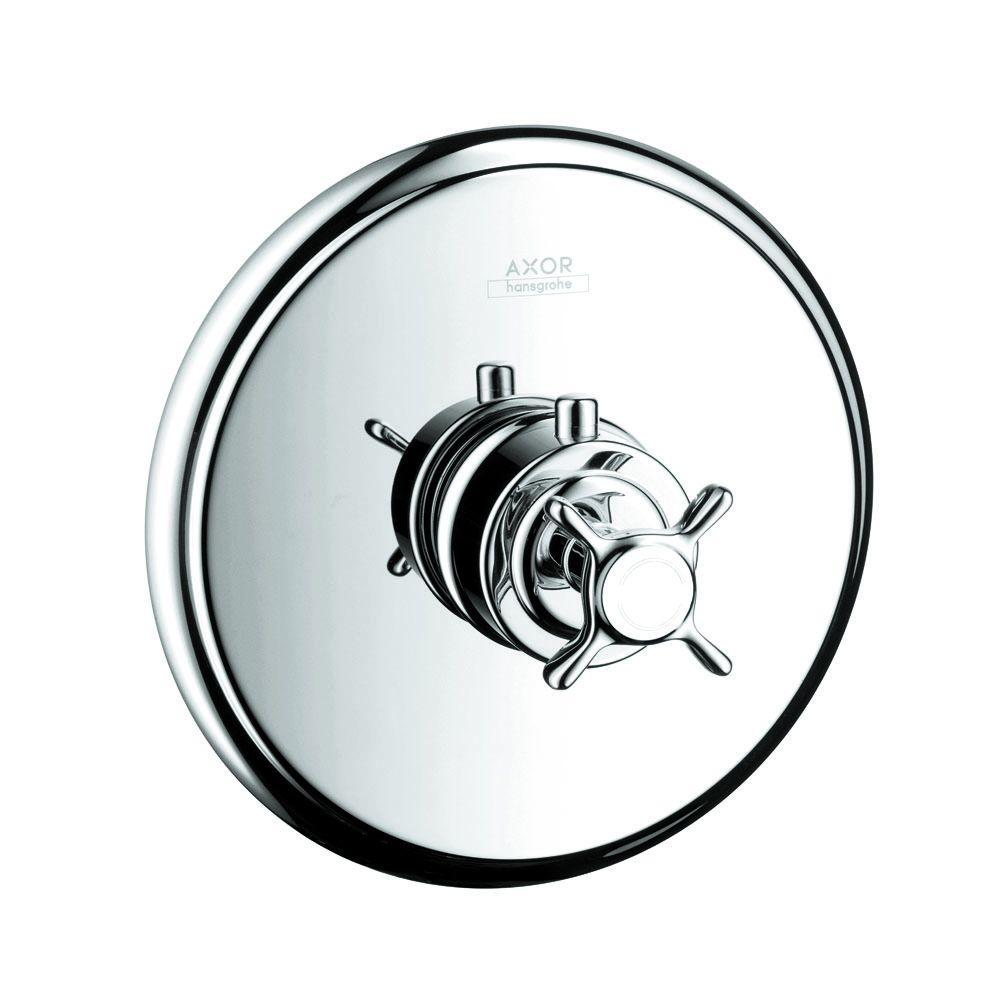 Hansgrohe Axor Montreux 1-Handle Valve Trim Kit in Chrome (Valve Not Included)