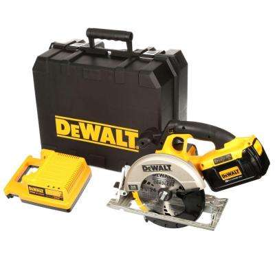 36-Volt Lithium-Ion Cordless Circular Saw Kit