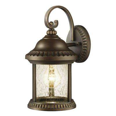 Cambridge Outdoor Essex Bronze Wall Lantern Sconce