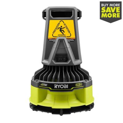 18-Volt ONE+ Hybrid Floor Dryer Fan (Tool Only)