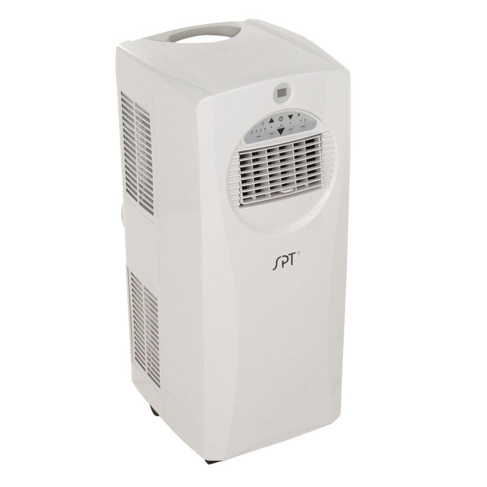 SPT 9,000 BTU Portable Air Conditioner with Heat and Dehumidifier