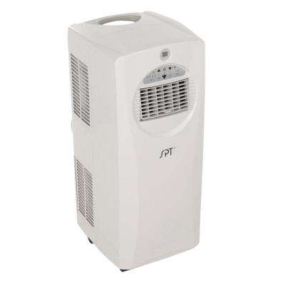 9,000 BTU Portable Air Conditioner with Heat and Dehumidifier