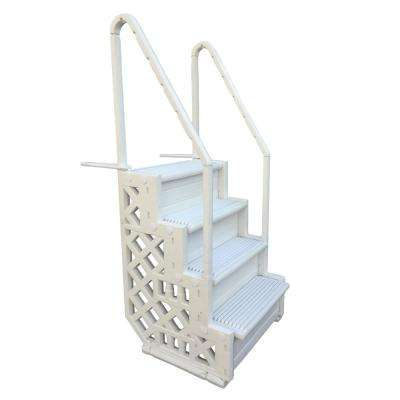 Pool Ladders - Pool Accessories - The Home Depot