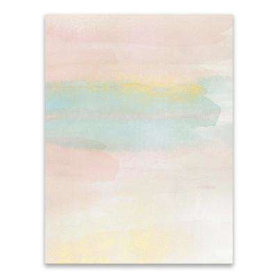 """Pastel Dream"" by Adonis Rivera Printed Canvas Wall Art"