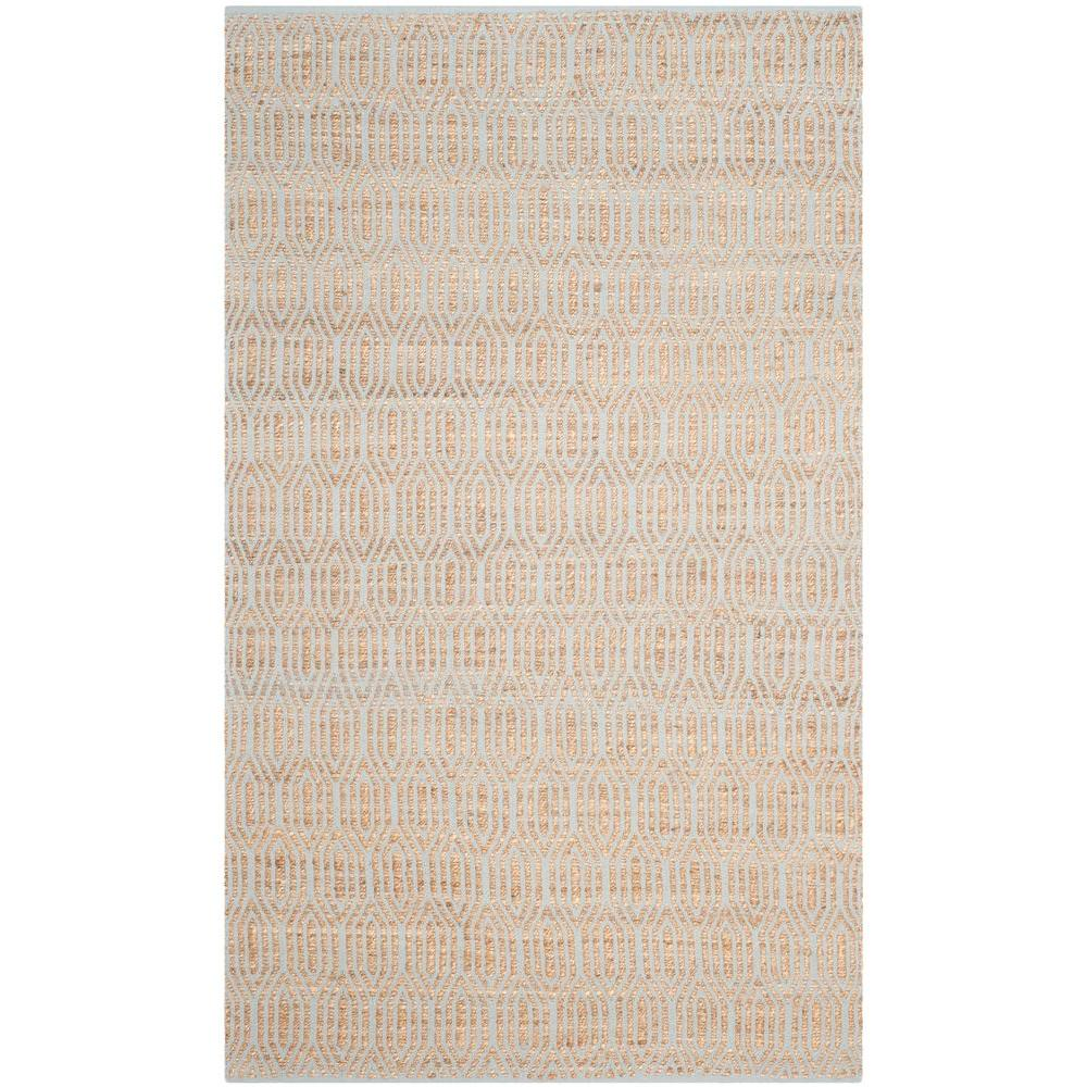 Cape Cod Natural 5 ft. x 8 ft. Area Rug