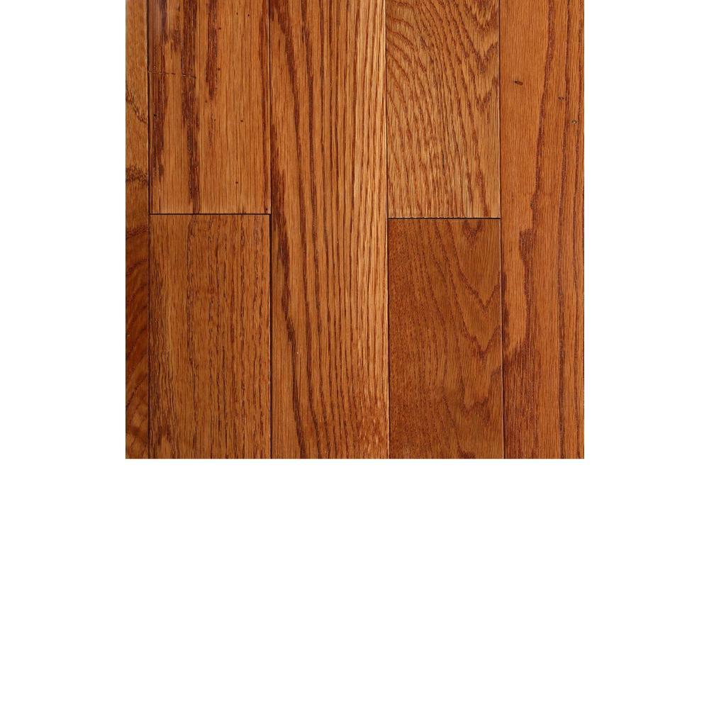 Take Home Sample - Plano Marsh Hardwood Flooring - 5 in. x 7 in.