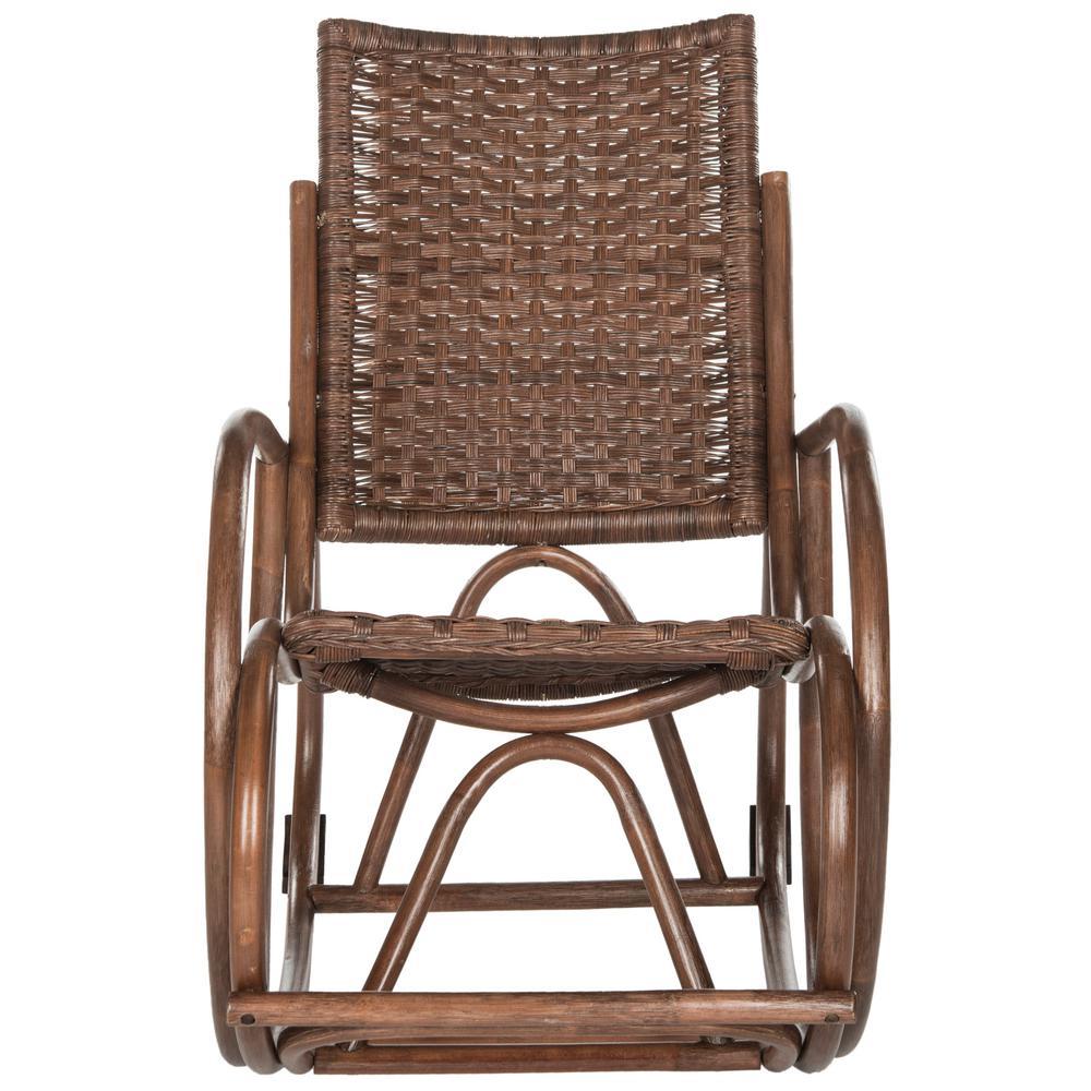 Bali Brown Rocking Chair