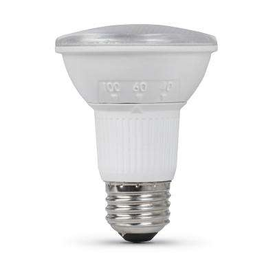 50-Watt Equivalent PAR20 Dimmable CEC Title 24 Compliant LED ENERGY STAR 90+ CRI Adjustable Light Bulb, Bright White