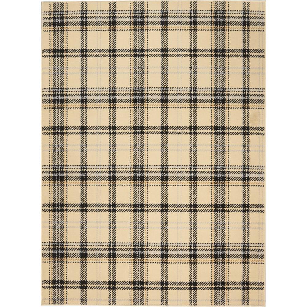 black and cream rug. Nourison Grafix Cream Black 8 Ft. X 10 Area Rug-394750 - The Home Depot And Rug M