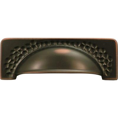 0ad20b39a1f2 Laurey 2-1/2 in. Center-to-Center Oil-Rubbed Bronze Cup Pull-52366 ...