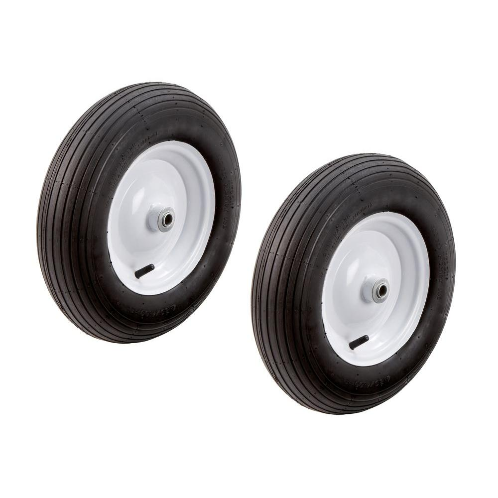 Farm & Ranch 16 in. Pneumatic Tire (2-Pack)
