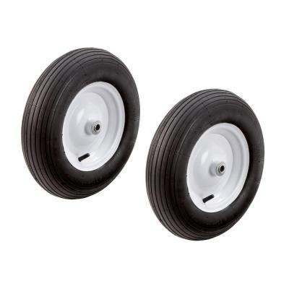 16 in. Pneumatic Tire (2-Pack)