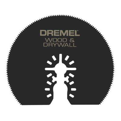 2.95 in. Multi-Max Universal Wood and Drywall Saw Blade