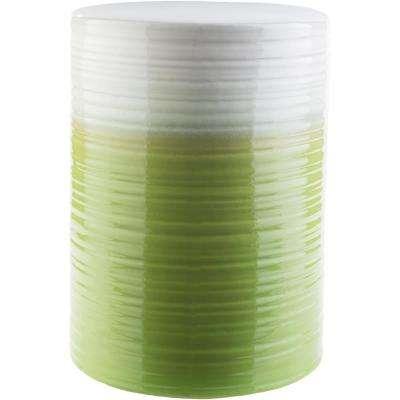 Madeleine Stool in Lime