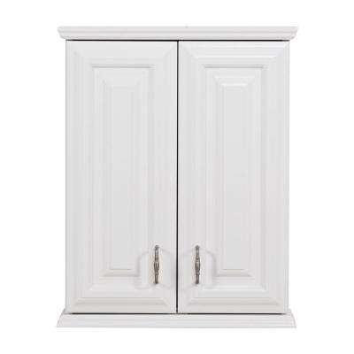 bathroom wall cabinets white. Providence  White Bathroom Wall Cabinets Storage The