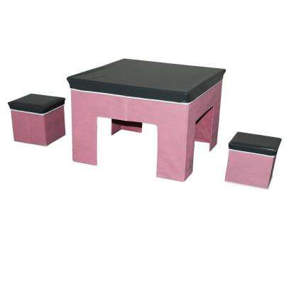 Kids Multi Colored Storage and Play Set