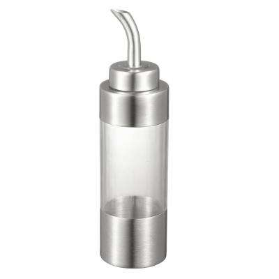 1.7 in. x 1.7 in. x 7.3 in. Athena Oil and Vinegar Dispenser
