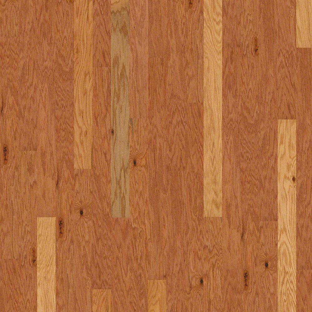 Shaw Macon Natural 3/8 in. Thick x 5 in. Wide x Random Length Engineered Hardwood Flooring (19.72 sq. ft. / case)