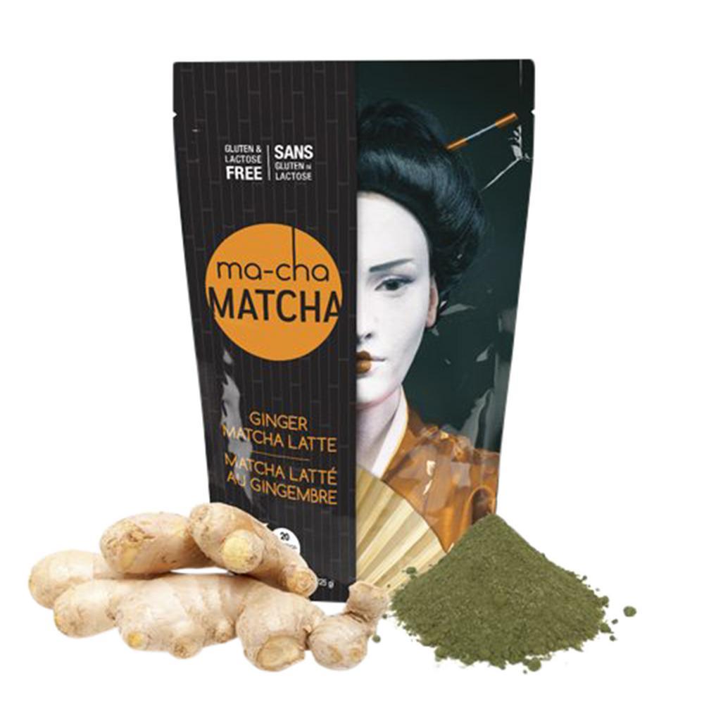 MA-CHA Ginger Latte Tea (6 Bags) TS-119-CS