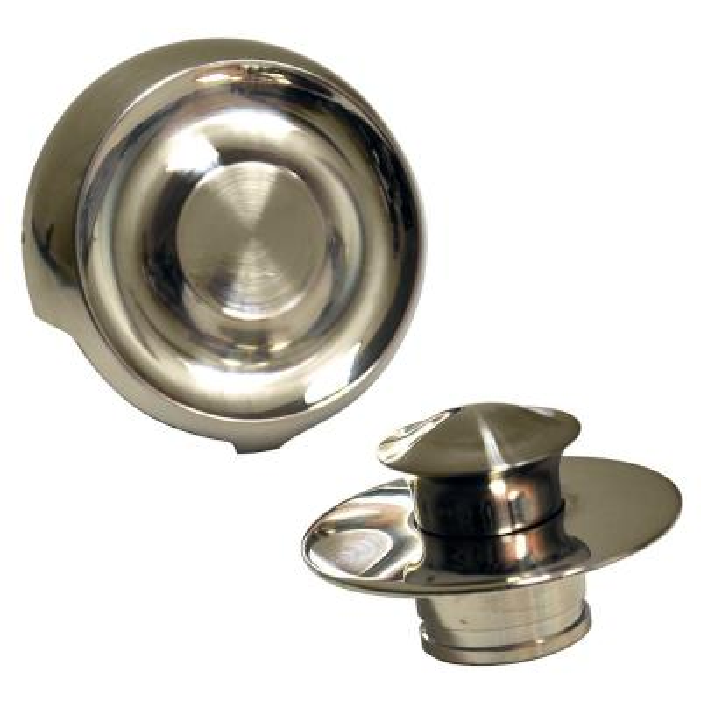 Bath Drain Trim Kit in Brushed Nickel