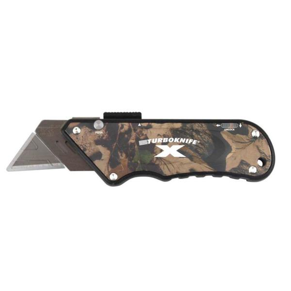 Camo Turboknife X Knife Set