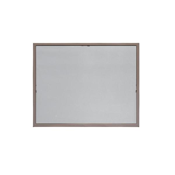 44 in. x 20-5/32 in. Stone Aluminum Awning Insect Screen