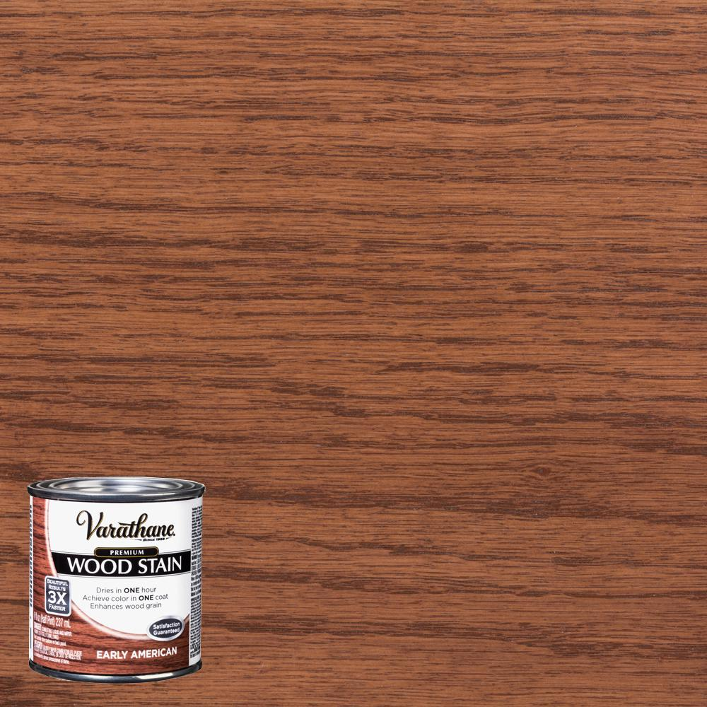 Varathane 8 oz. Early American Premium Fast Dry Interior Wood Stain