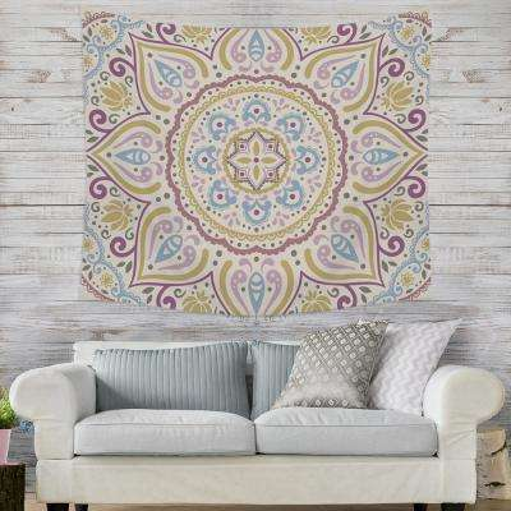 """Mendi"" Wall Tapestry"