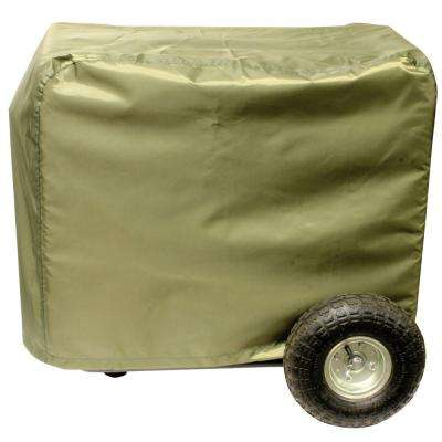 Protective Generator Cover XL - Green