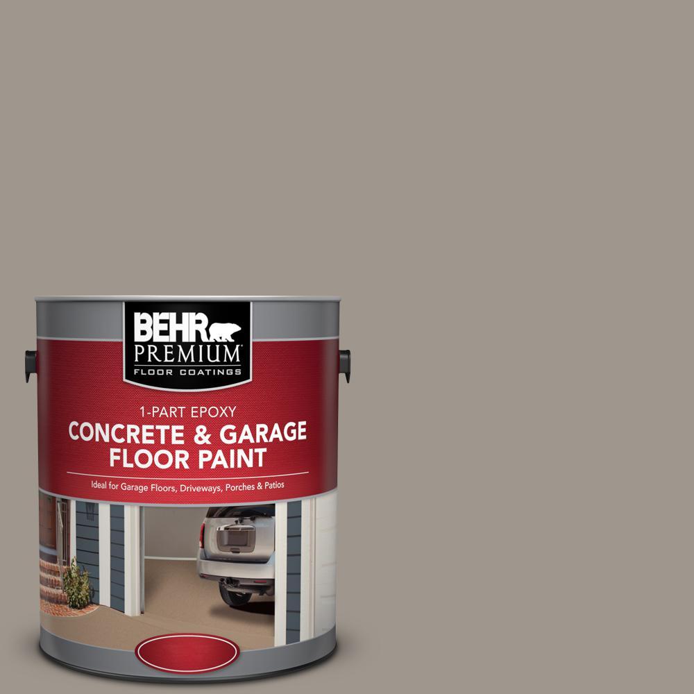 1 gal. #PPF-31 Pebbled Path 1-Part Epoxy Satin Interior/Exterior Concrete and Garage Floor Paint