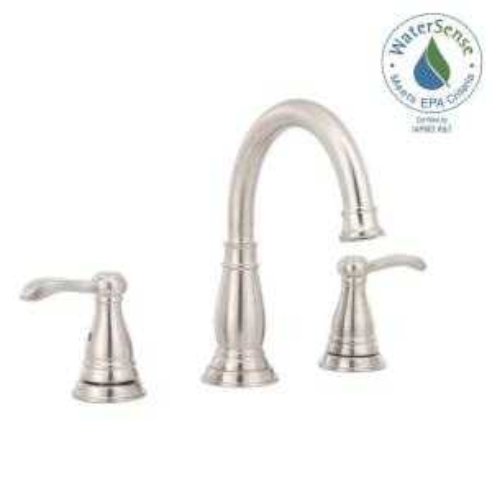 Bathroom Fixtures Ratings moen banbury 8 in. widespread 2-handle high-arc bathroom faucet in