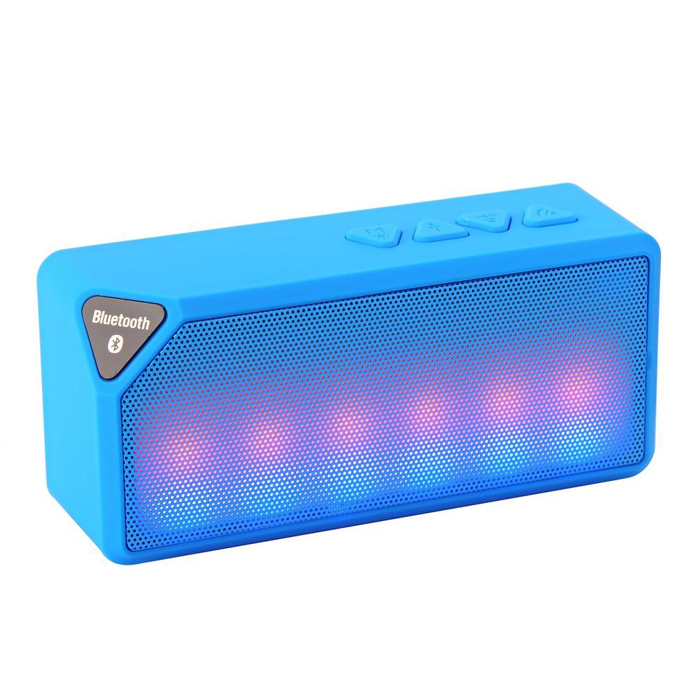 Icon+ Bluetooth Speaker, Blue