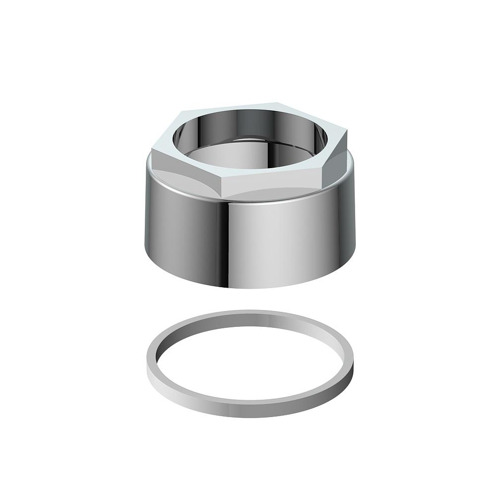 Glacier Bay Retainer Nut Assembly-A663629CP