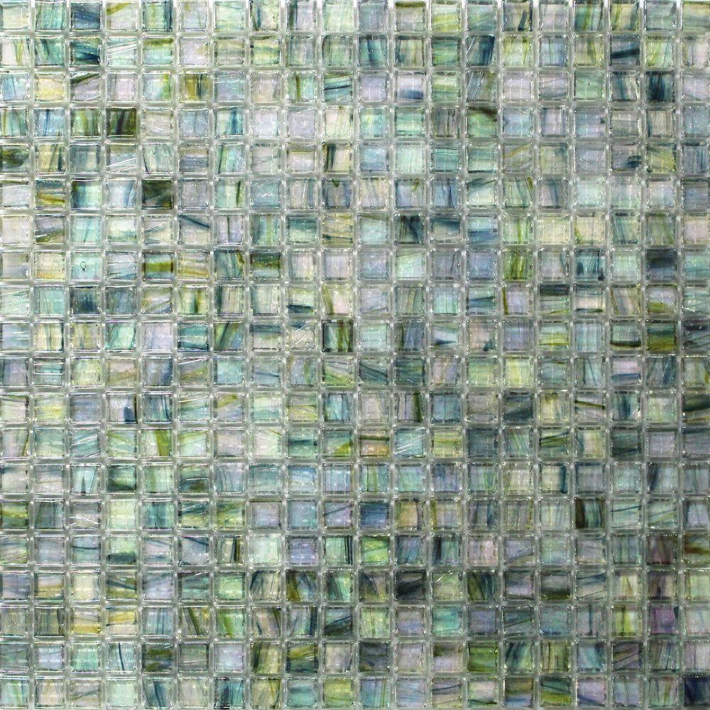 Ivy Hill Tile Breeze Green Tea 12 3 4 In X