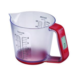 Taylor Digital Scale Measuring Cup by Taylor