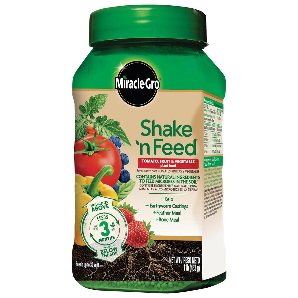 Shake 'N Feed 1 lb. Tomato, Fruit and Vegetable Plant Food