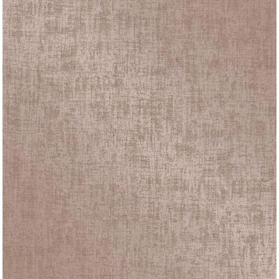 Asher Rose Gold Distressed Texture Wallpaper Sample