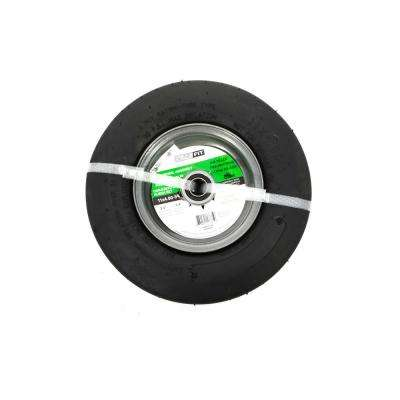 11 in. x 4.00 in. to 5 in. Pneumatic RZT Wheel Assembly