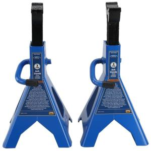 Click here to buy  3-Ton Jack Stands.
