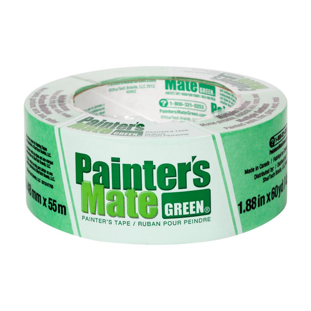 Painter's Mate Green 1.88 in. x 180 ft. Masking Tape