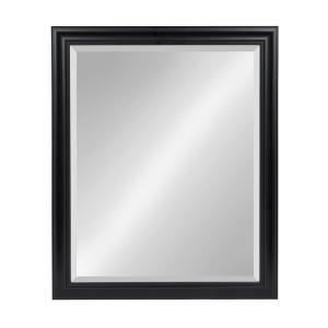 Dalat Rectangle Black Accent Mirror