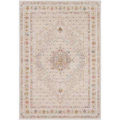 Apostolos Cream 5 ft. x 8 ft. Area Rug