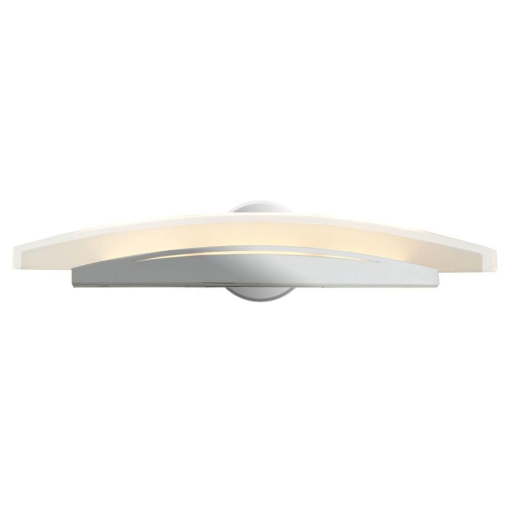 Penderecki 1-Light Chrome Bath Vanity Light