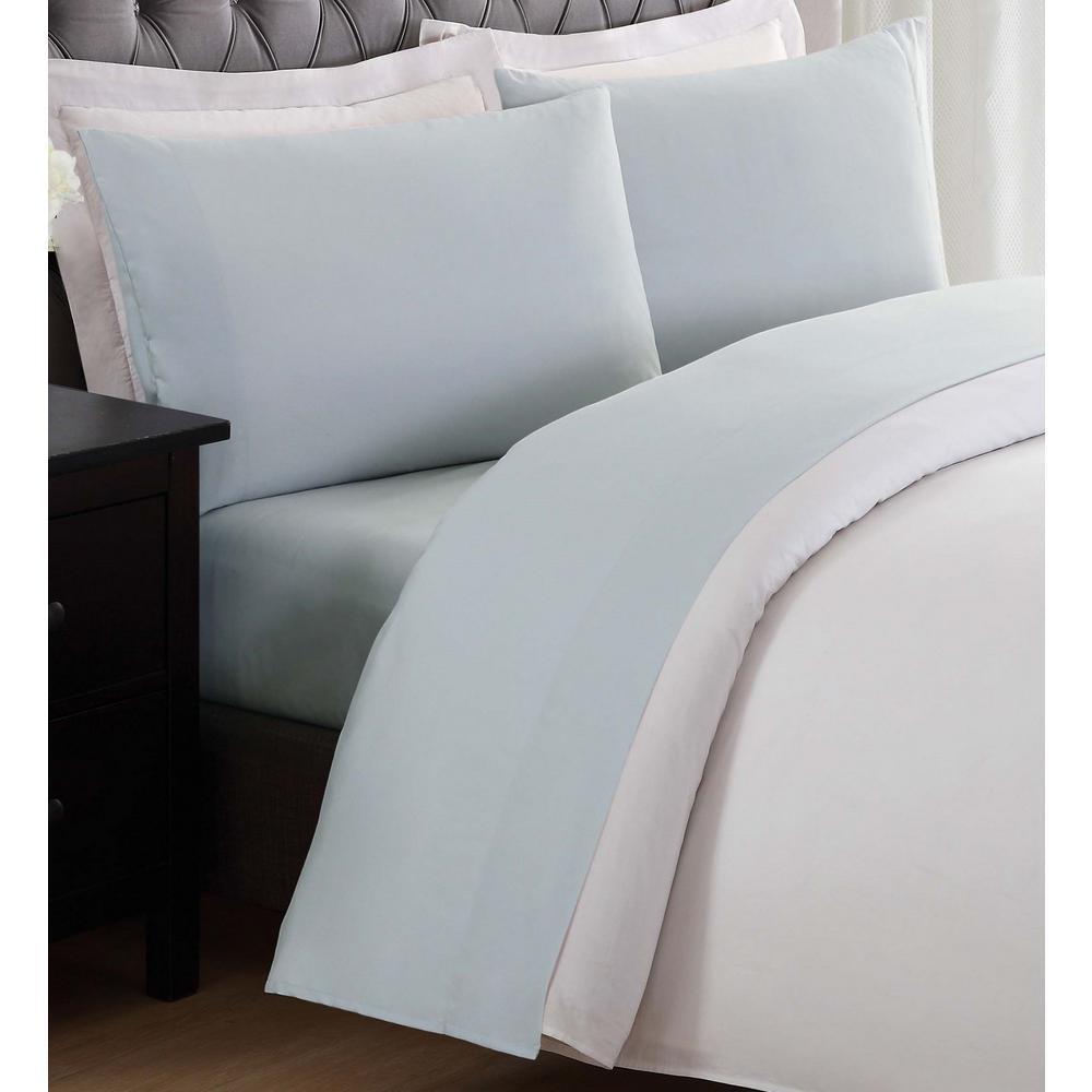 My World Anytime Silver Grey Twin XL Sheet Set