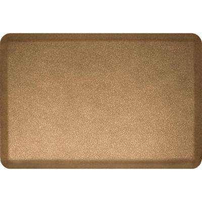 Granite Emerald 24 in. x 36 in. Advanced Polyurethane Anti-Fatigue Mat