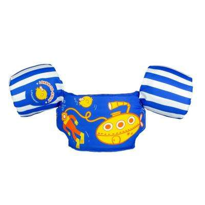 LIL Splashers Swimming Pool Trainer Floats in Blue
