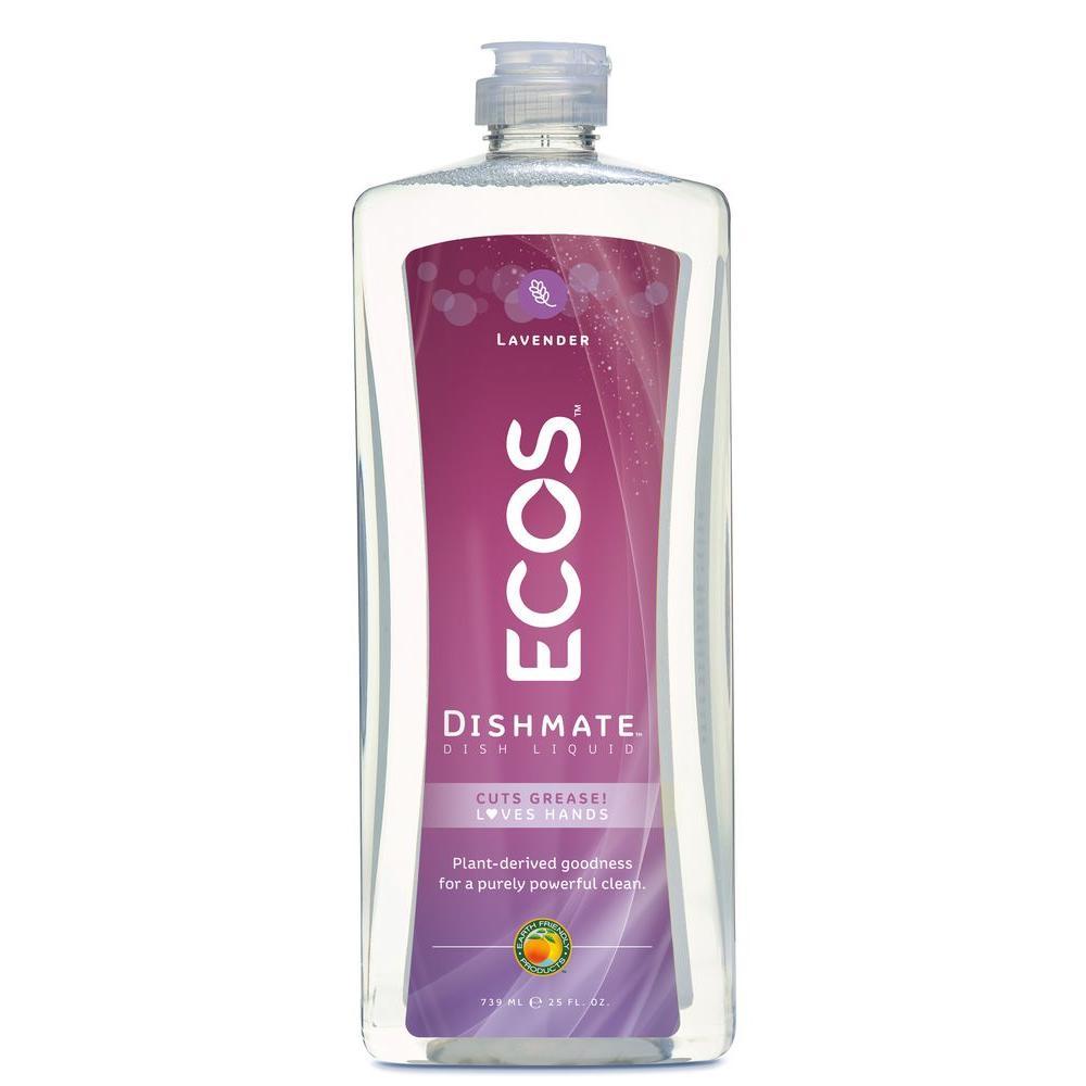 25 oz. Squeeze Bottle Ultra Dishmate Lavender Scent Dishwashing Liquid