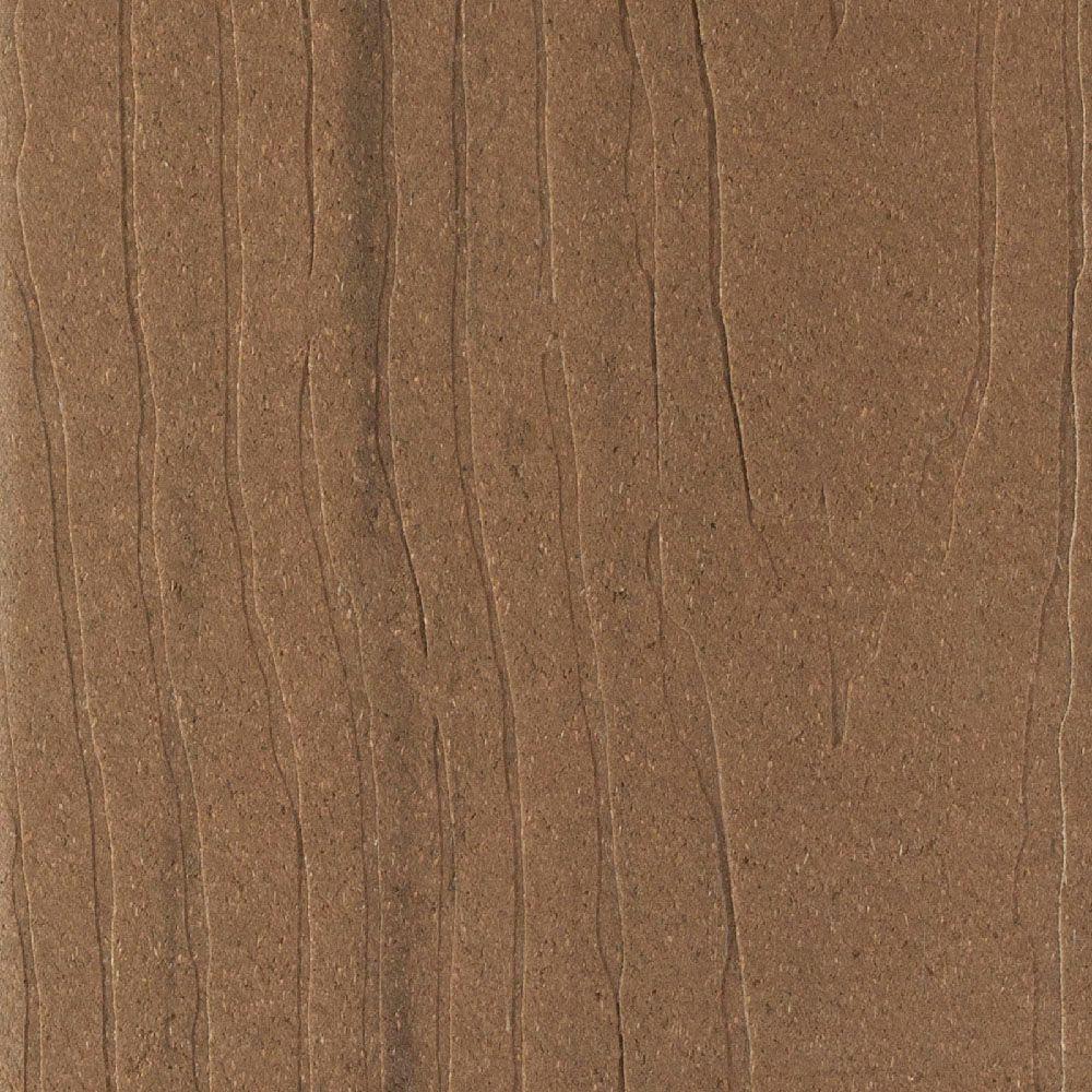 moistureshield vantage 1 in x 5 3 8 in x 12 ft tigerwood grooved edge composite decking board. Black Bedroom Furniture Sets. Home Design Ideas