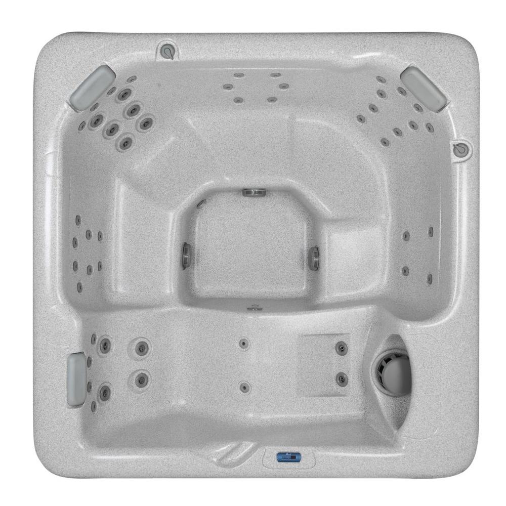 Summit Hot Tubs Tahoe 6-Person 50-Hydrotherapy Jet Spa with Lounger