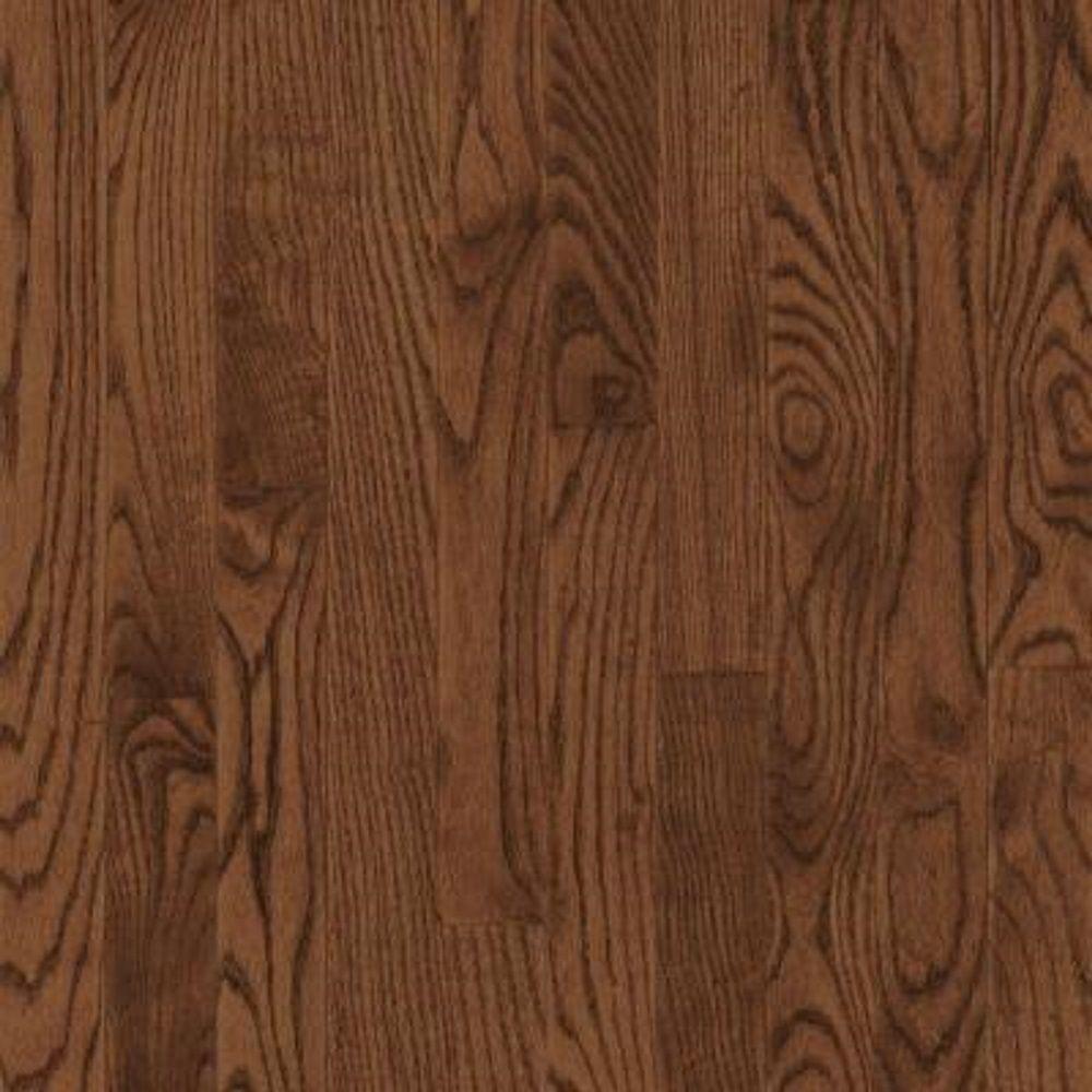 Take Home Sample - American Originals Brown Earth Oak Engineered Click Lock Hardwood Flooring - 5 in. x 7 in.